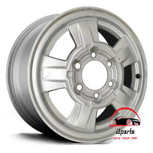 "ISUZU I-280 I-290 I-350 I-370 2006 2007 2008 15"" FACTORY  ORIGINAL WHEEL RIM"