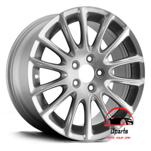 "VOLVO 60-70 SERIES 2007 2008 2009 17"" FACTORY ORIGINAL WHEEL RIM ""TUCANA"""