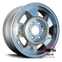 "Load image into Gallery viewer, CHEVROLET TAHOE, SUBURBAN 1500 2000 16"" FACTORY OEM WHEEL RIM"