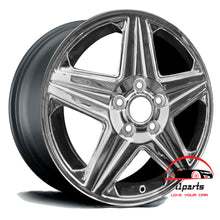 "Load image into Gallery viewer, CHEVROLET MONTE CARLO IMPALA 2004 2005 17"" FACTORY  ORIGINAL WHEEL RIM"