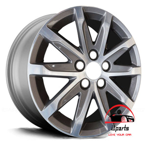 "CADILLAC CTS 2016 17"" FACTORY ORIGINAL WHEEL RIM"