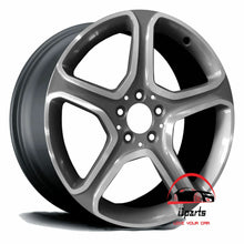 "Load image into Gallery viewer, MERCEDES GLK250 AMG 2014 2015 19"" FACTORY ORIGINAL WHEEL RIM"