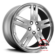 "Load image into Gallery viewer, VOLKSWAGEN GOLF GTI GOLF JETTA GLI BEETLE 2001-2009 17"" FACTORY ORIGINAL WHEEL RIM"