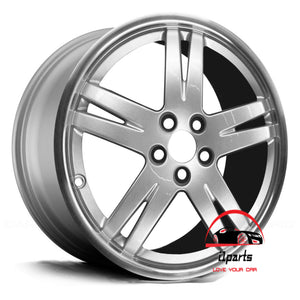 "VOLKSWAGEN GOLF GTI GOLF JETTA GLI BEETLE 2001-2009 17"" FACTORY ORIGINAL WHEEL RIM"