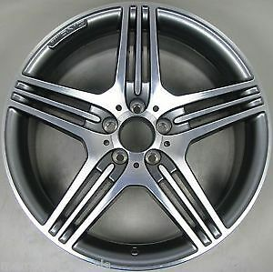 "MERCEDES CLS63 2009 2010 2011 19"" FACTORY ORIGINAL FRONT AMG WHEEL RIM"