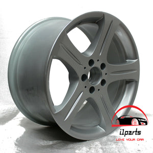 "MERCEDES CLS500 CLS550 2006 2007 18"" FACTORY ORIGINAL REAR WHEEL RIM"
