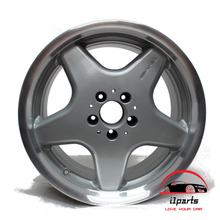 "Load image into Gallery viewer, MERCEDES SL550 SL600 2000 2001 2002 18"" FACTORY OEM WHEEL RIM AMG FRONT"