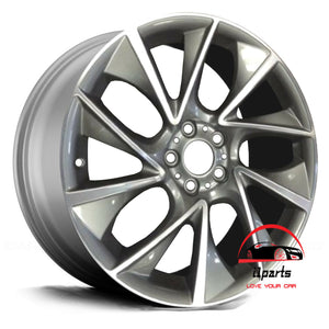 "BMW 535i 550i 740i 750i 760i ACTIVEHYBRID 7 14-17 20"" FACTORY ORIGINAL WHEEL RIM"