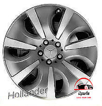"Load image into Gallery viewer, MERCEDES GL350 GL450 2013 19"" FACTORY ORIGINAL WHEEL RIM"