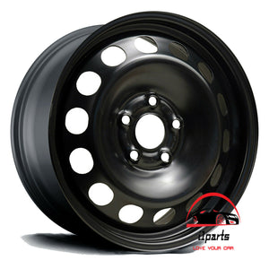 "VOLKSWAGEN GOLF GTI GOLF BEETLE JETTA 2000-2011 15"" FACTORY ORIGINAL WHEEL RIM STEEL"