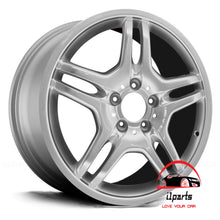 "Load image into Gallery viewer, MERCEDES CLK550 CLK63 2008 2009 17"" FACTORY ORIGINAL REAR WHEEL RIM"