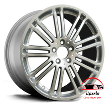 "Load image into Gallery viewer, MERCEDES CL550 CL600 2007 19"" FACTORY ORIGINAL REAR WHEEL RIM"