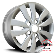 "Load image into Gallery viewer, CHEVROLET CITY EXPRESS 2015 2016 2017 15"" FACTORY ORIGINAL WHEEL RIM"