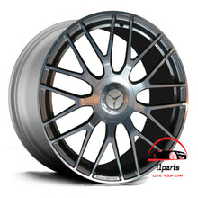 Load image into Gallery viewer, 19 INCH ALLOY RIM WHEEL FACTORY OEM AMG REAR 85457 A2054011800