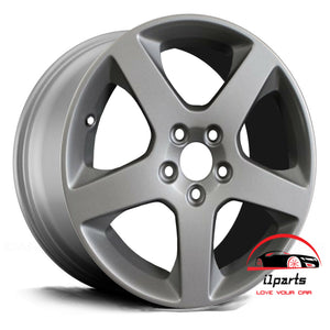 "VOLVO 70-80 SERIES 2007 2008 2009 2010 17"" FACTORY ORIGINAL WHEEL RIM ""CANICULA"""