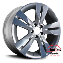 "Load image into Gallery viewer, MERCEDES CLS550 2009 2010 2011 18"" FACTORY ORIGINAL REAR WHEEL RIM"