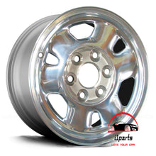 "Load image into Gallery viewer, GMC  YUKON YUKON XL SIERRA 1500 PICKUP 1999-2003 16"" FACTORY OEM WHEEL RIM"
