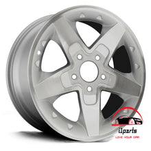 "Load image into Gallery viewer, GMC JIMMY S15 SONOMA S15 2001-2005 16"" FACTORY ORIGINAL WHEEL RIM"