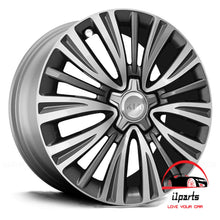 "Load image into Gallery viewer, KIA K900 2016 2017 18"" FACTORY ORIGINAL WHEEL RIM 74722 529103T170"