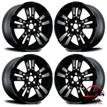 "Load image into Gallery viewer, SET OF 4 JAGUAR XJ 2010-2018 19"" FACTORY OEM STAGGERED WHEELS RIMS"