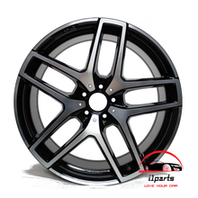 "Load image into Gallery viewer, MERCEDES GLE-CLASS AMG 2016-2019 21"" FACTORY ORIGINAL FRONT WHEEL RIM"