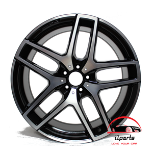 "MERCEDES GLE-CLASS AMG 2016-2019 21"" FACTORY ORIGINAL FRONT WHEEL RIM"