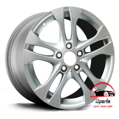 18 INCH ALLOY RIM WHEEL FACTORY OEM 71159 36113417394; 3417394