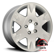 "Load image into Gallery viewer, VOLVO 70 SERIES XC 2005 2006 2007 16"" FACTORY ORIGINAL WHEEL RIM"