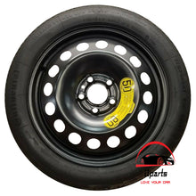 "Load image into Gallery viewer, VOLVO 60-70-80 SERIES 98 99 00 01 02 03 04 05 17"" FACTORY OEM WHEEL RIM SPARE"