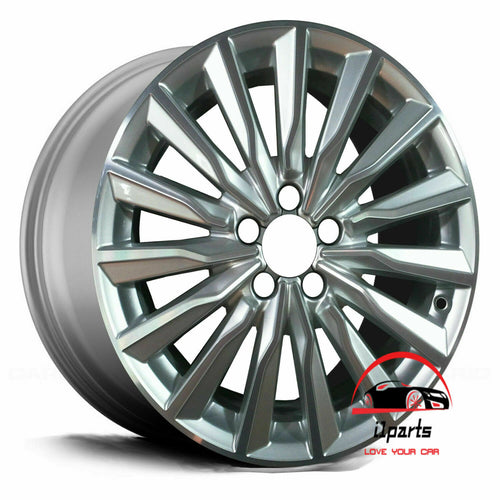 AUDI A3 S3 2016 2017 17'' FACTORY ORIGINAL WHEEL RIM