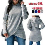 Load image into Gallery viewer, Hoodies Sweatshirt Long Sleeve Cloak Hoody