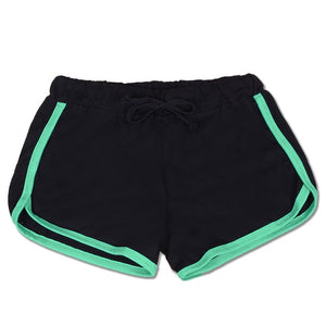 Causal Summer Girls Women Multicolors Shorts