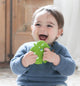 418 Monstera Leaf the Teether by Lanco