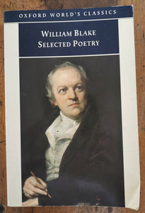 William Blake - Selected Poetry