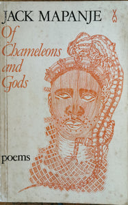 Jack Mapanje - Of Chameleons and Gods (Poems)