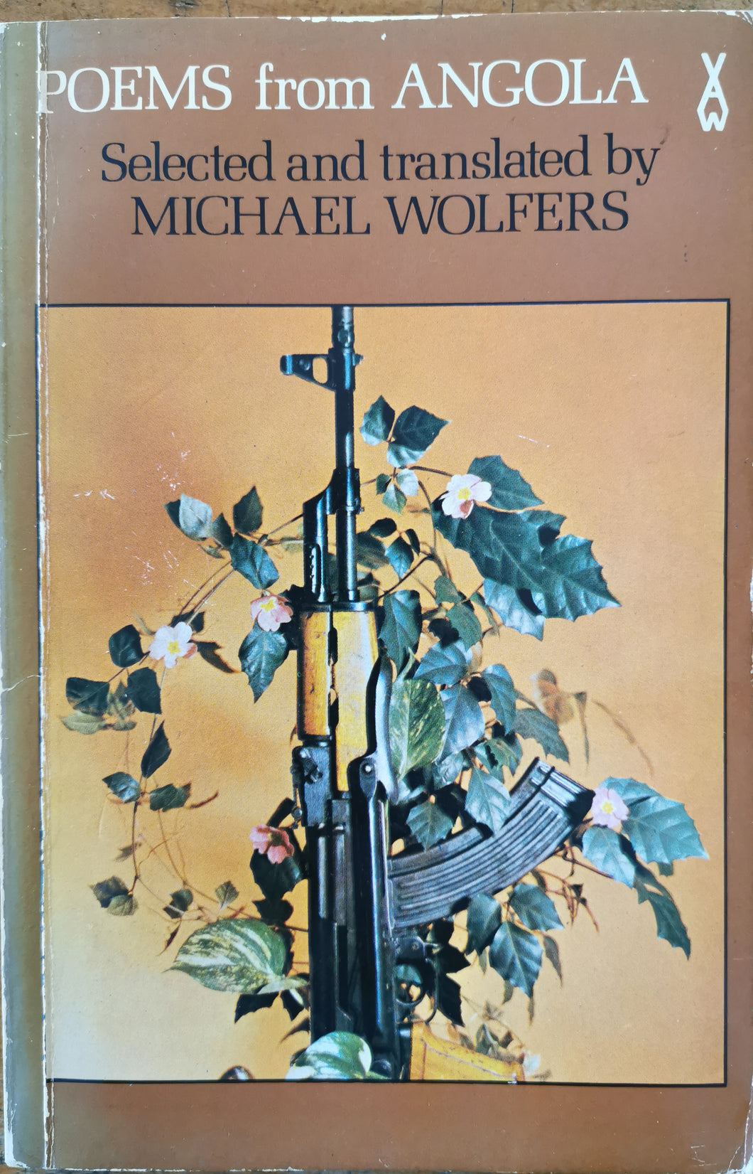 Poems from Angola - Michael Wolfers