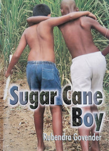 Sugar Cane Boy - Rubendra Govender (Signed)
