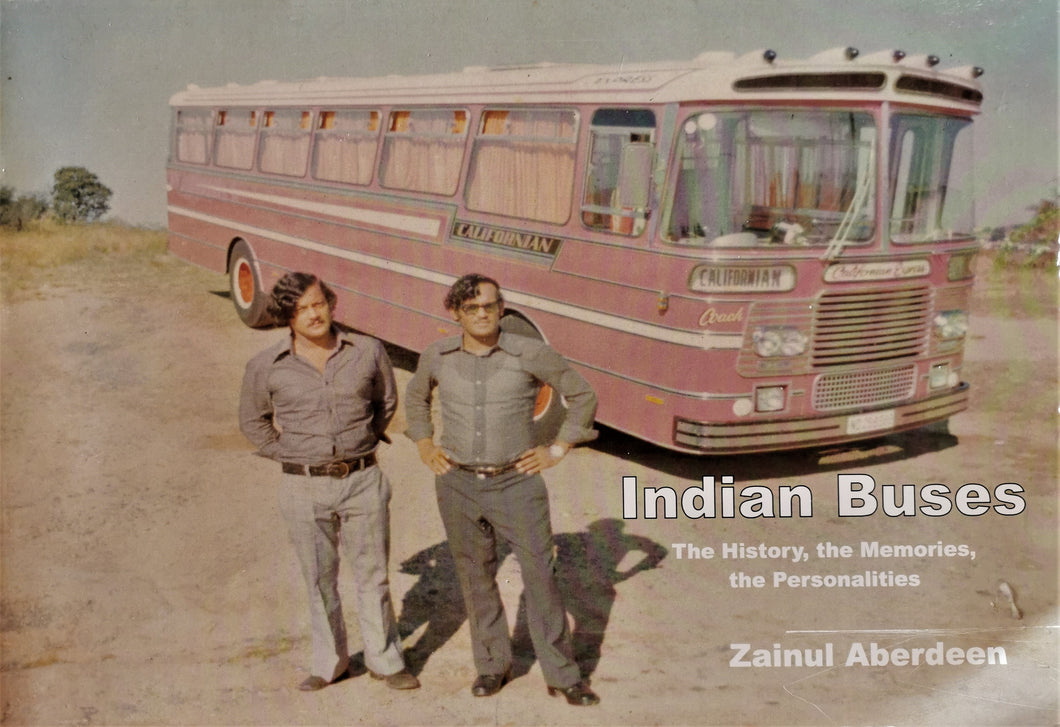 Indian Buses - Zainul Aberdeen