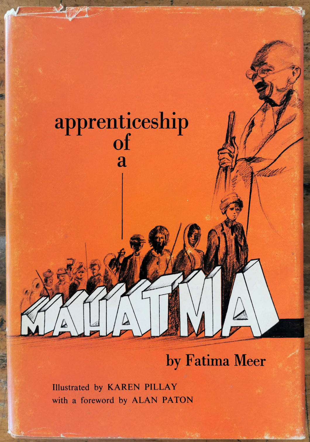 Apprenticeship of a Mahatma by Fatima Meer