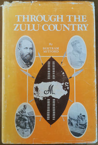 Through the Zulu Country - Bertram Mitford