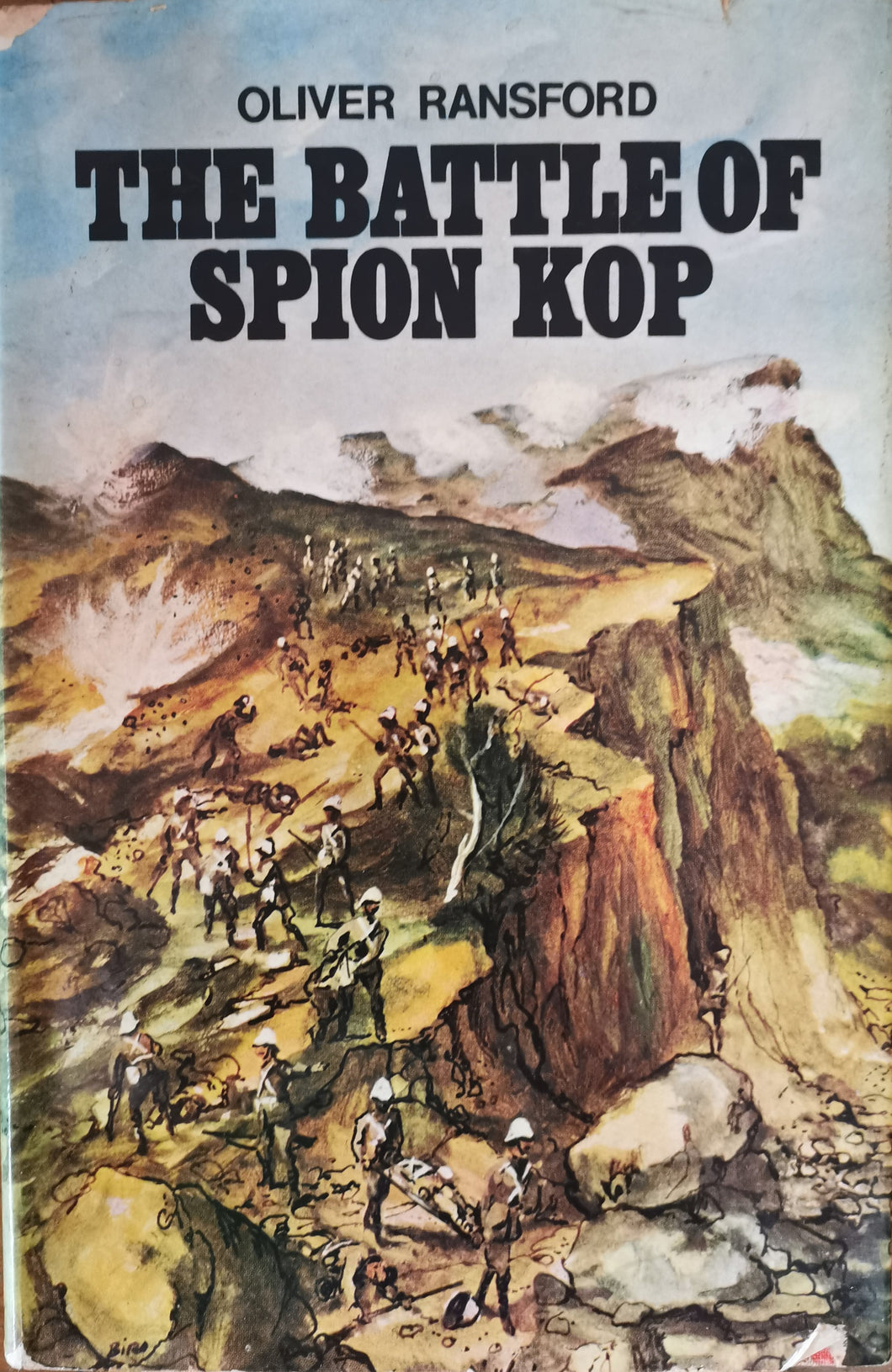 The Battle of Spion Kop - Oliver Ransford