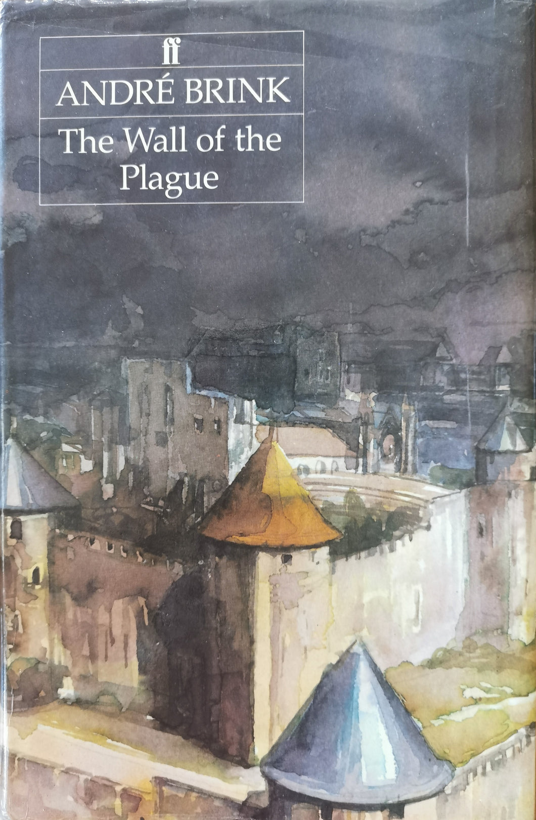 Andre Brink- The Wall of the Plague