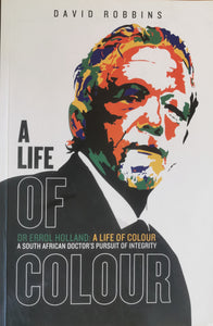 Errol Holland - A Life of Colour