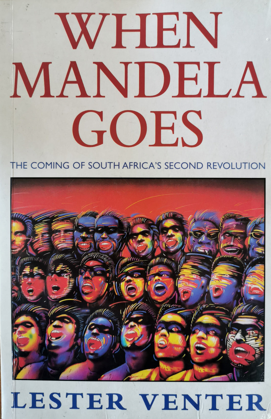 When Mandela Goes - Lester Venter