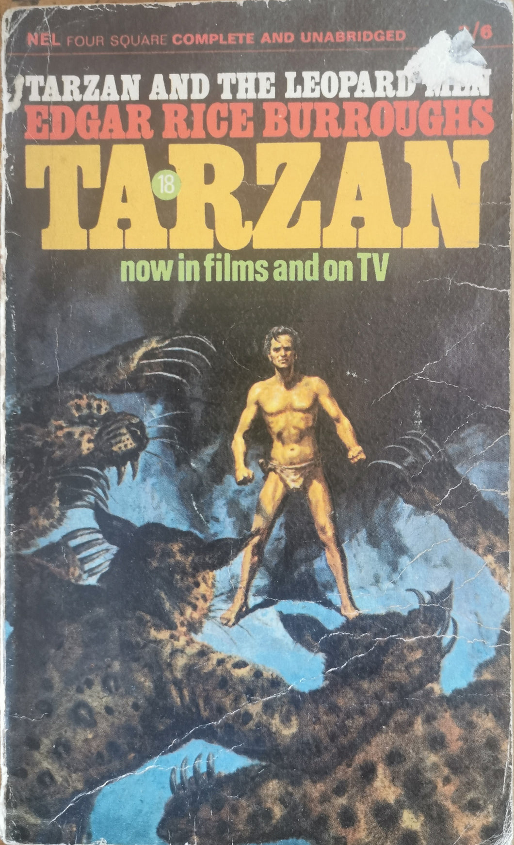 Tarzan and the Leopard Man - Edgar Rice Burroughs