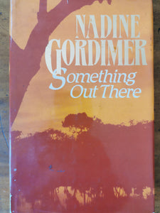 Nadine Gordimer - Something out there