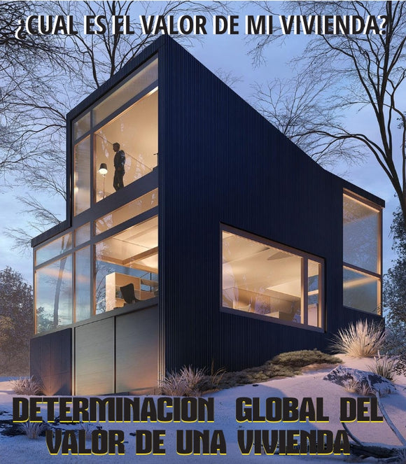 Determinacion  global del valor de una vivienda (Online)
