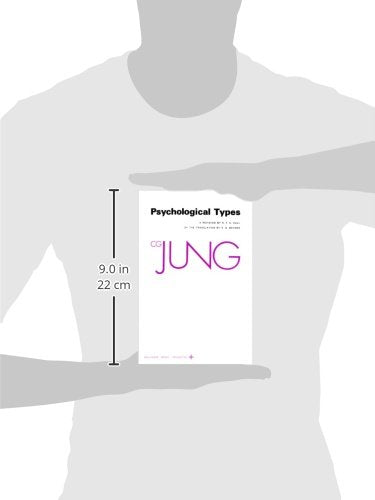 Psychological Types (The Collected Works of C. G. Jung, Vol. 6) (Bollingen Series XX)