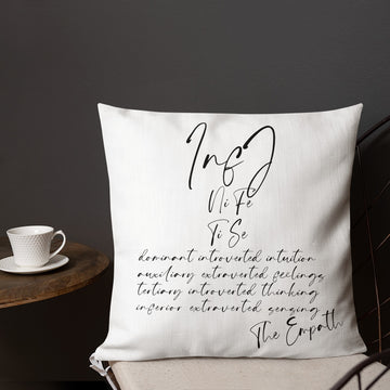 INFJ Premium Pillow