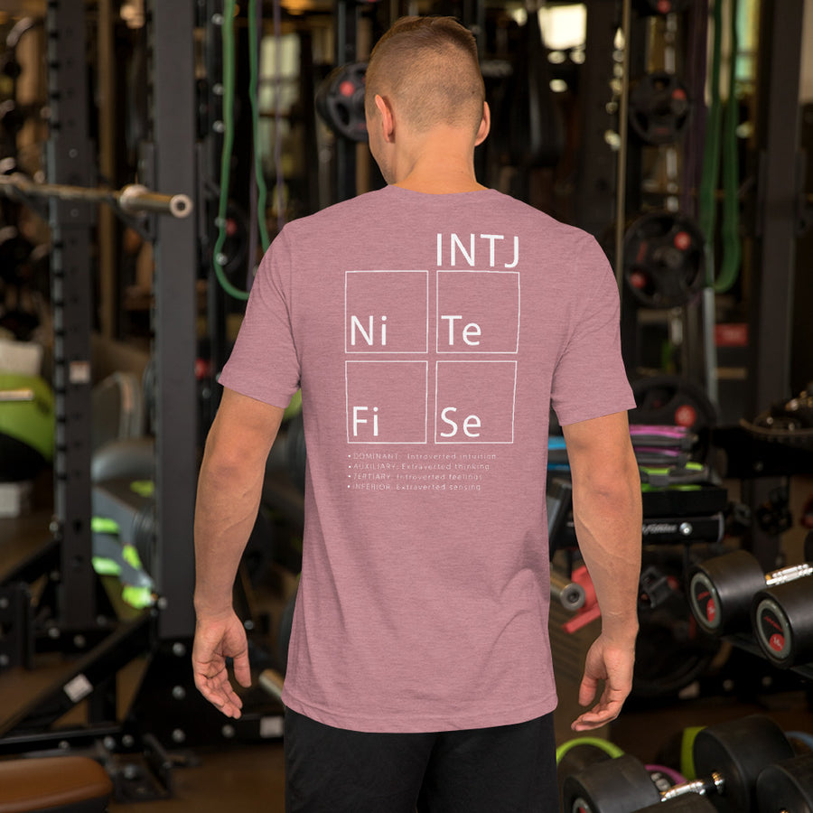 INTJ Short-Sleeve Unisex T-Shirt